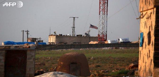 'ABD, Minbic'de yeni üs kurdu' iddiası
