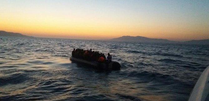 Ege Denizi'nde 271 kaçak göçmen yakalandı