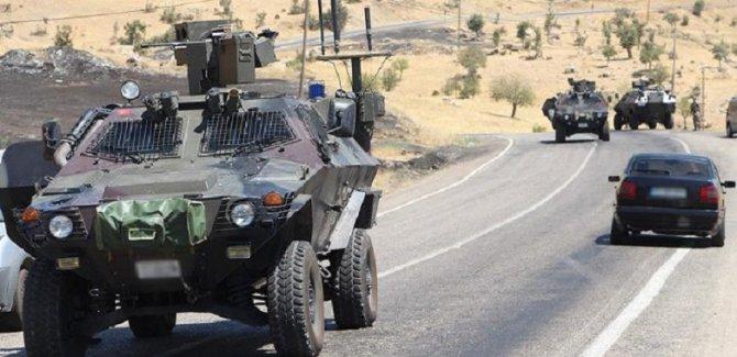 Şırnak'ta 56 bölge, 'özel güvenlik bölgesi' ilanı