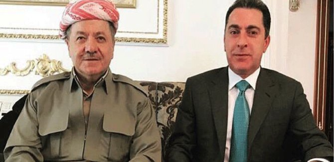 Barzani'den teşekkür mesajı
