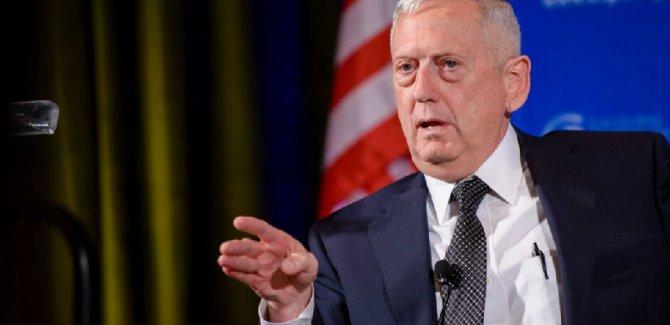 Mattis: Suriye'den çekilmeyi DSG ile konuşuyoruz