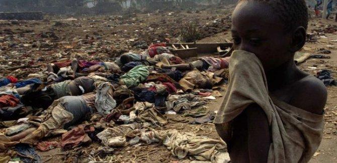 Ruanda soykırımının sorumlularından Manier yakalandı