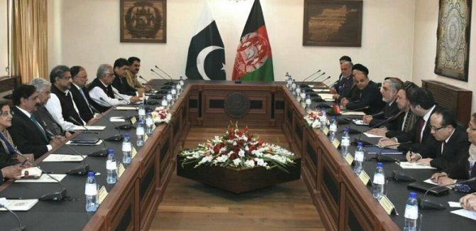 Afganistan ve Pakistan, barış eylem planında uzlaştı