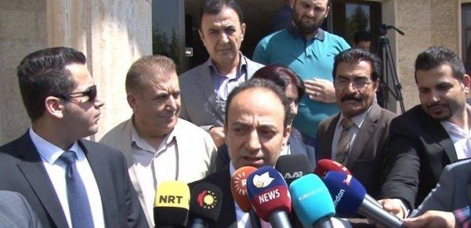 Baydemir: Kürtlerin kendi parlamentosunu kurma hakkı var