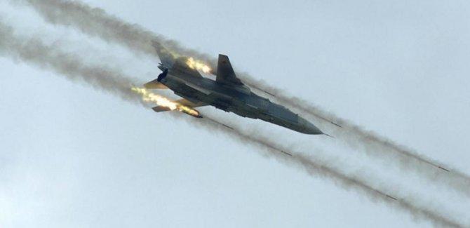 SOHR: Koalisyon uçakları Suriye ordusunu vurdu