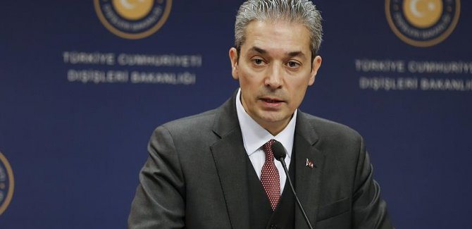Aksoy: BMGK'da Doğu Guta için fırsat kaçırıldı