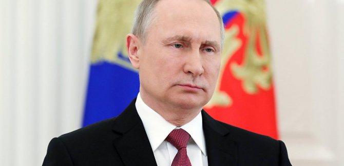 Putin: ABD teröristlere göz yumuyor