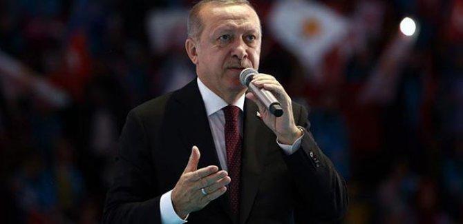 Erdoğan: Esed rejimine yönelik operasyonu doğru buluyoruz