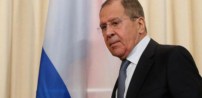 Lavrov: Operasyonun gerekçesi 'komik'