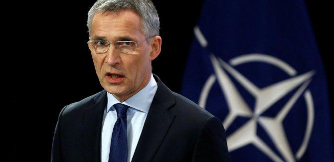 Stoltenberg: Bütün NATO ülkeleri harekata destek veriyor
