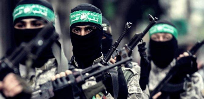 Hamas'tan, 'ABD barbarlığına' kınama