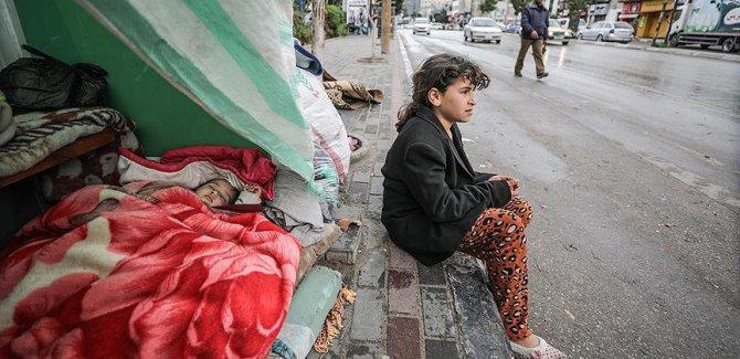 Gazze'de yoksulluk ciddi boyutlara ulaştı