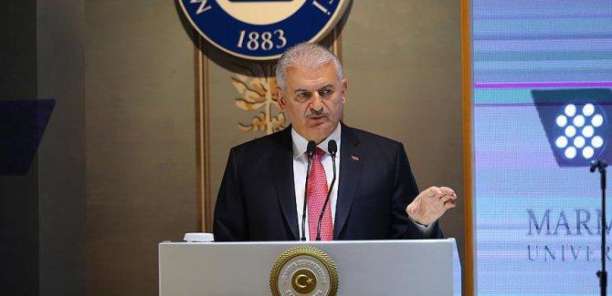 Başbakan Yıldırım'dan Yunanistan'a çağrı