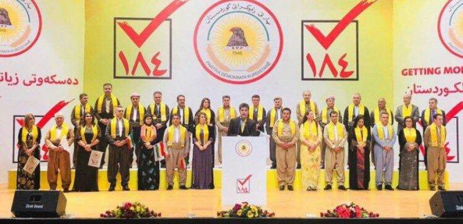 Neçirvan Barzani: PDK'nin güçlenmesi Kürdistan'ın güçlenmesi demek