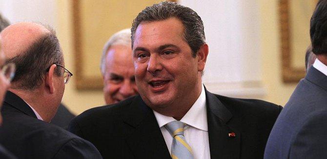 Yunan bakandan 'bayrak' açıklaması