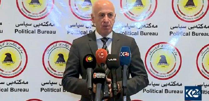 KDP'den seçim taahhüdü: Tehditlerin önünü kapatacağız