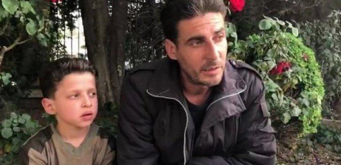 Duma'daki 'kimyasal saldırı' çekimlerine katılan çocuk ve babası, olayın arka planını anlattı