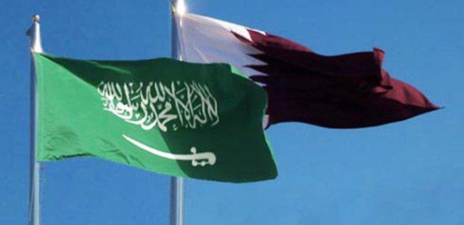 Katar, Suudi Arabistan'daki tatbikata katıldı