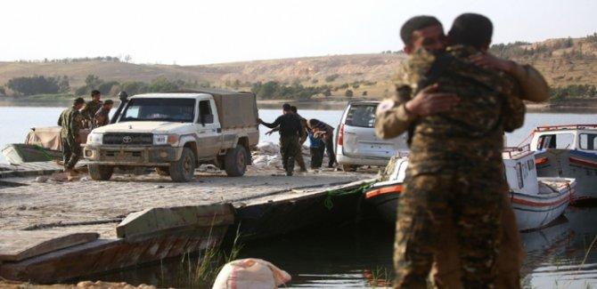 'DSG ile IŞİD arasında esir takası' iddiası