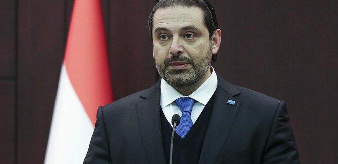 Hariri'den Filistin'e Kudüs için destek mesajı