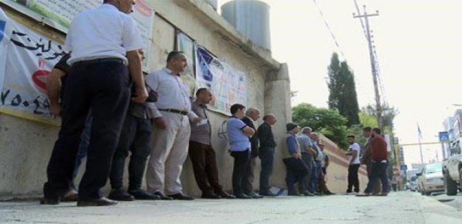 Kürt kentinde 42 bin kişinin seçim kartı yok