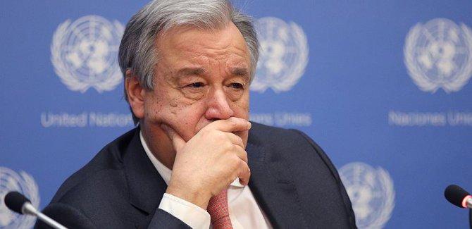 Guterres: Soğuk savaş geri döndü