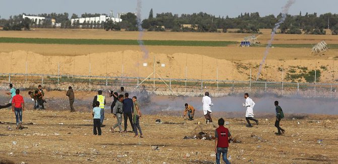 Filistinlilere 'uluslararası koruma sağlanması' tartışılıyor