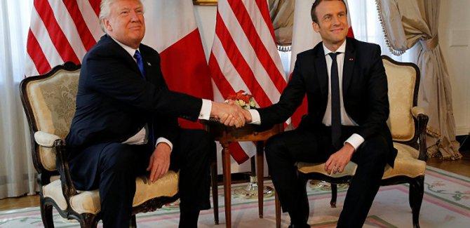 ABD ve Fransa, İran ile yeni bir nükleer anlaşma istiyor