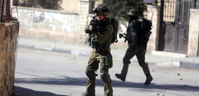 Filistinli STK'lerden 'gerçek mermi' başvurusu