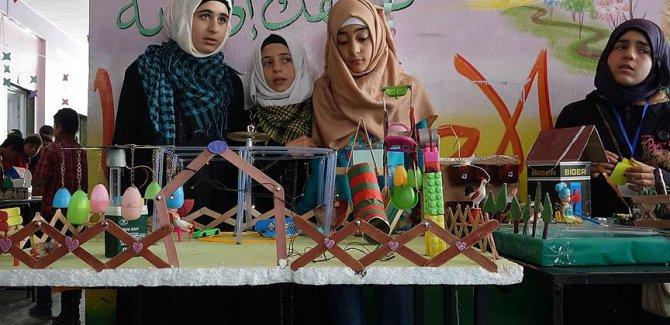 Suriyeli çocukların savaşı bilim için