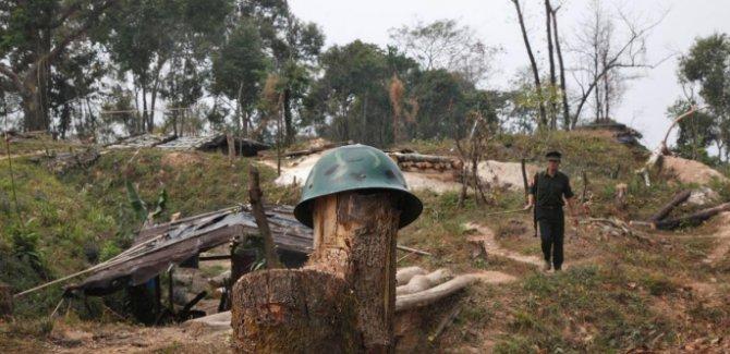 Myanmar'da etnik temizlik Kaçin'de devam ediyor