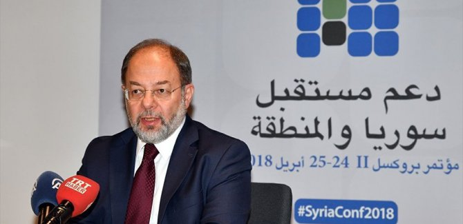 Akdağ: Suriyelilere 31 milyar euro harcadık