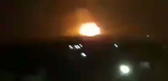 İran, Suriye'de üssünün vurulduğu iddialarını reddetti