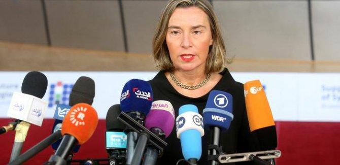 AB: İsrail'in suçlamalarının delili yok
