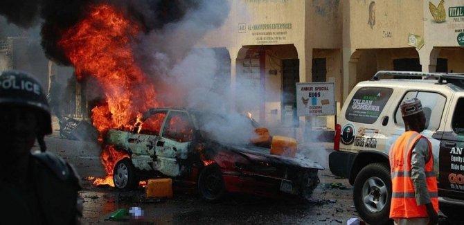 Caniler camiye saldırdı: 42 ölü, 68 yaralı