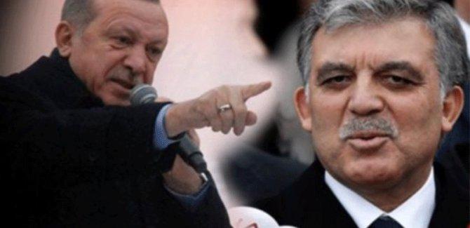 """Erdoğan Gül Konusunda, """"Beni konuşturmayın''"""