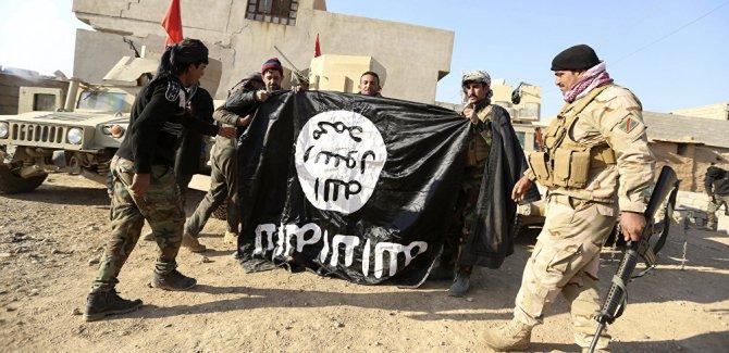 Irak Suriye'de operasyon düzenledi