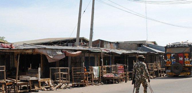 Nijerya'da silahlı saldırı: 45 sivil yaşamını yitirdi