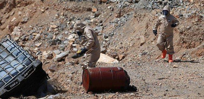 Gaziantep'te kimyasal atık şüphesi