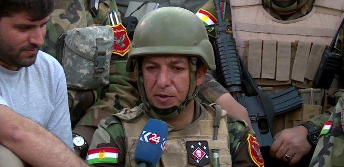 Mansur Barzani: Oylar topraklarımızı koruyanlara