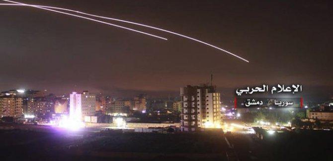 Suriye: İsrail savaşta yeni bir fasıl açtı