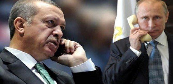 Erdoğan, Putin ile nükleer anlaşmayı görüştü