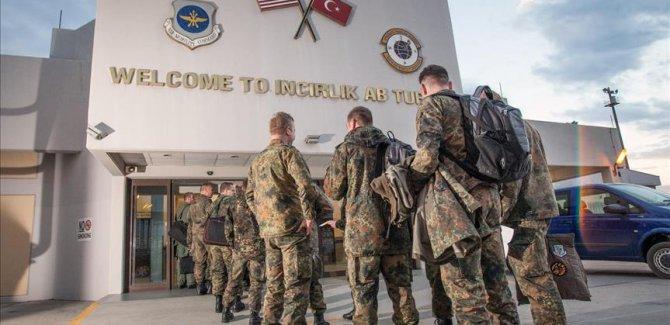 İncirlik'teki ABD'li asker ve personele ramazan duyurusu