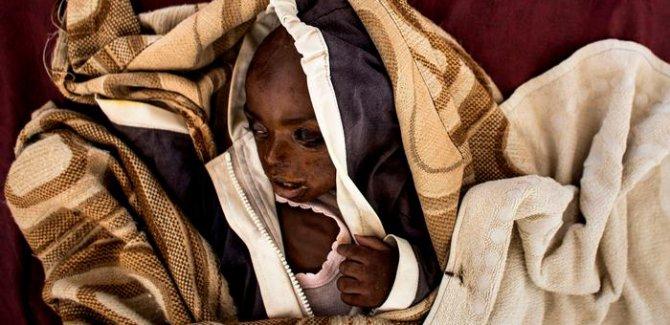YM: Dibe li Kongoyê 400 hezar kes ji birçîna bimirin