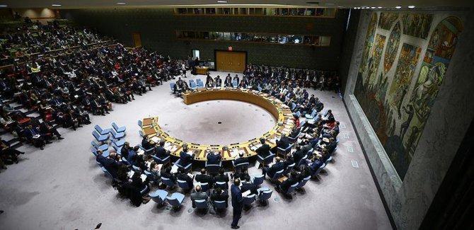 BMGK'nın 10 üyesinden Guterres'e Filistin mektubu