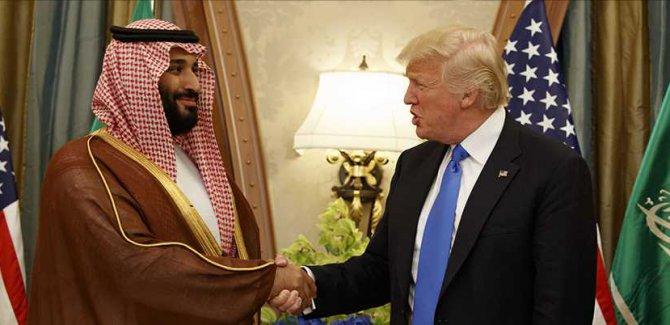 ABD ve Suudi Arabistan Arasında Yeni Anlaşma