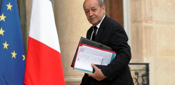 Fransa Dışişleri Bakanı:İsrail'in güvenliği şiddeti meşru kılamaz