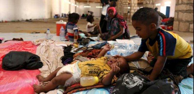 Li Yêmenê rewşa mirovahîyê gihîştiye tengeke sosret