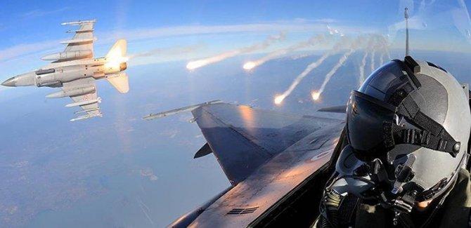 Hava Kuvvetlerinde operasyon: 101 gözaltı kararı