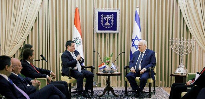 ABD'nin ardından bir ülke daha elçiğini Kudüs'e taşıdı